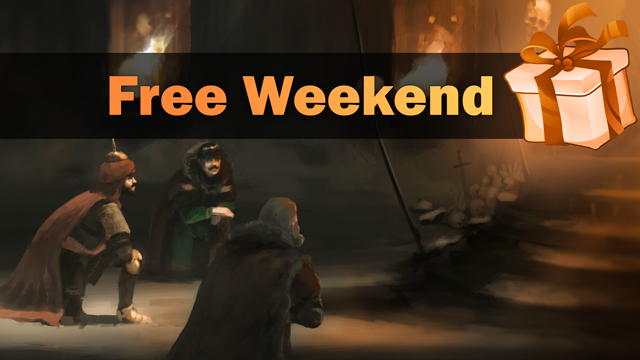 Free Weekend & Tournament Announced!